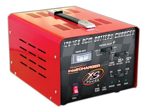 Xs Power Battery 1005 25 Amp Battery Charger 12v/16v