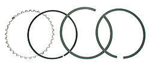 Wiseco 4042GFX GF Style Single Piston Ring Set - 4.042