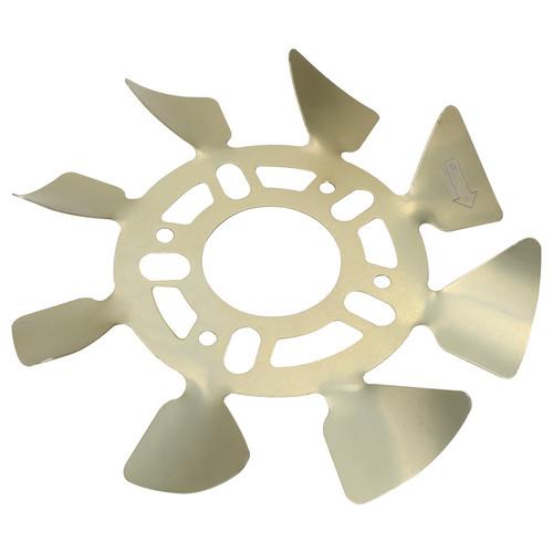 Ultra Cool Brake Fans ALMBFS5-625R Brake Fan - RH Aluminum 5x4-1/2 to 5-1/8 w/ .625