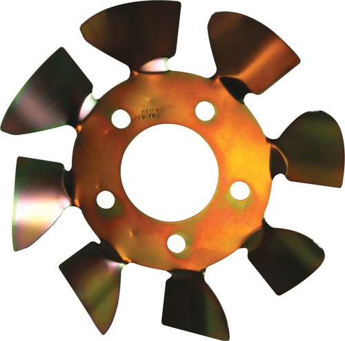 Ultra Cool Brake Fans LMBFS5-625L Brake Fan - LH 5x4-1/2 to 5-1/8 w/.625 Studs