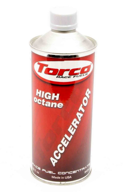 Torco F500010TE Unleaded Fuel Accelerator 32oz Bottle