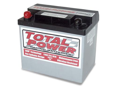 Total Power Battery TP1200 24lb Racing Battery 385 CCA 600HCA