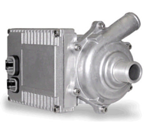 Stewart E2512A Electric Water Pump Turbo / Intercooler
