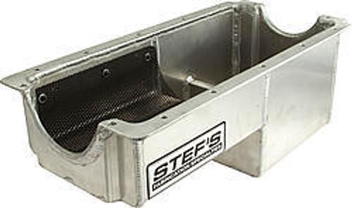 Stefs Performance Products 1065 SBC Alum. Oil Pan Kit - w/M55 Oil Pump