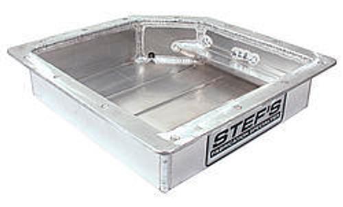 Stefs Performance Products 4008 Fabricated Alum. Trans. Pan - Mopar 727