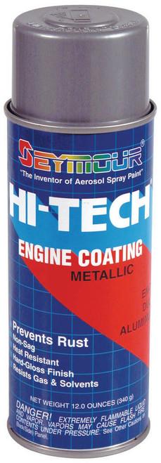 Seymour Paint EN-71 Hi-Tech Engine Paints Dull Aluminum