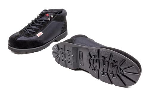 Simpson Safety 57115BK Crew Shoe Size 11 1/2 Black