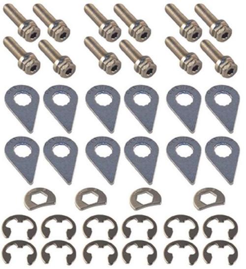 Stage 8 Fasteners 8915 Header Bolt Kit - 6pt. 5/16-18 x 7/8 (12)