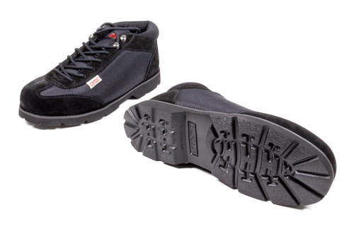 Simpson Safety 57700BK Crew Shoe Size 7 Black