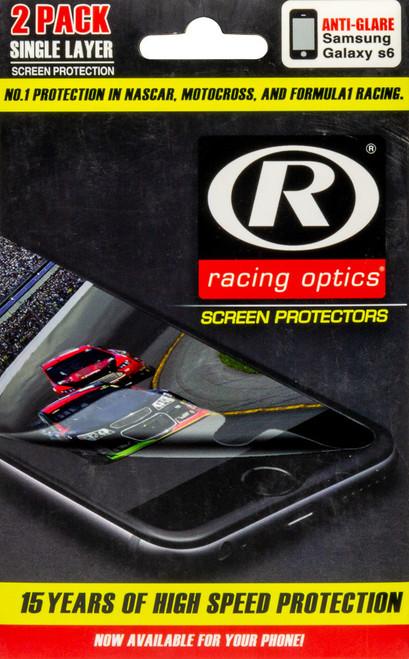 Racing Optics 1X-ROAG135-SS6 Screen Protectors For Samsung s6