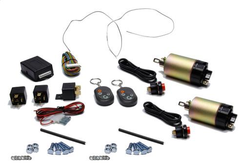 Auto-Loc AUTSVPRO2 2 Door Remote Shaved Handle Kit 15lb Solen.