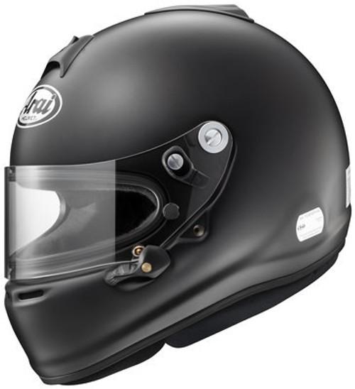Arai Helmet 685311143495 GP-6S M6 SAH-2015 Black Frost Small