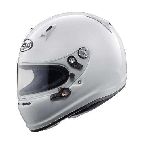 Arai Helmet 685311143556 SK-6 K-2015 White Medium