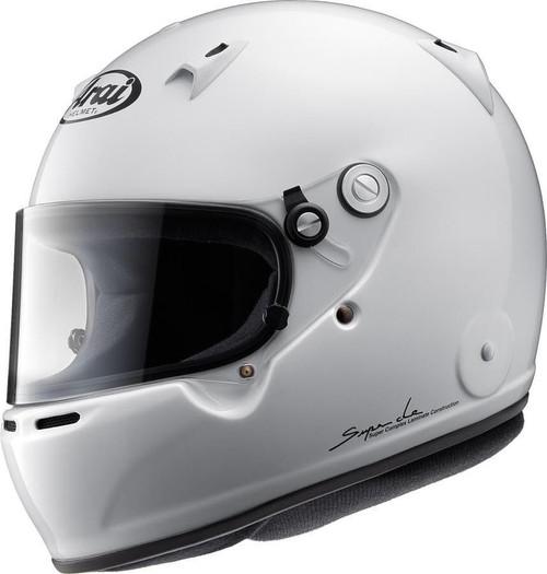 Arai Helmet 685311143648 GP-5W M6 SAH-2015 White Medium