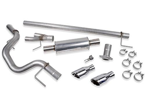 Roush Performance Parts 421985 Cat-Back Exhaust Kit 15-17 F150 Trucks