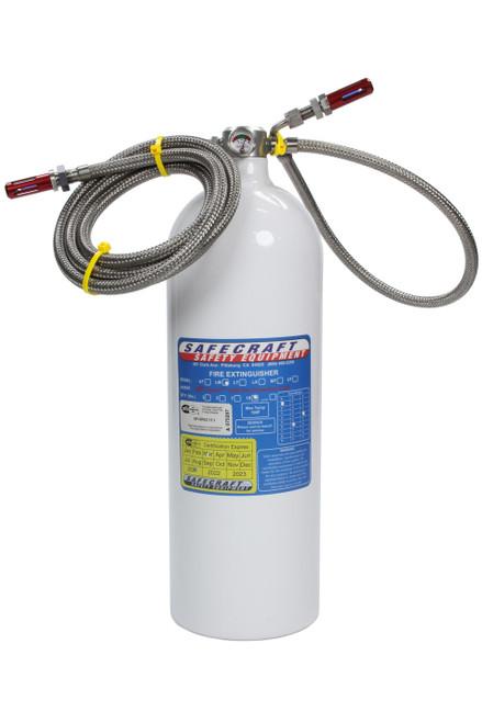 Safecraft LM10JGG-21-85-B Fire System 10lb Novec Automatic Onlys