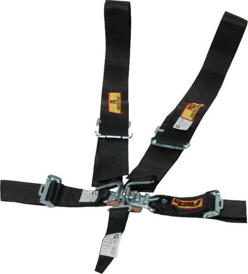 Rci 9510D Harness System 5pt P/U L/L Black
