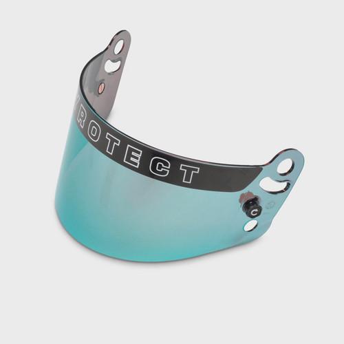 Pyrotect 9720-10AF Shield Blue Iridescent Fog Free SA10 & SA15