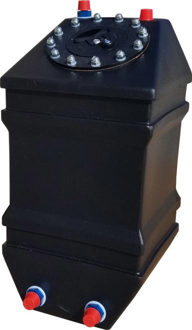 Rci 2040D Fuel Cell Poly 4 Gal w/ Foam