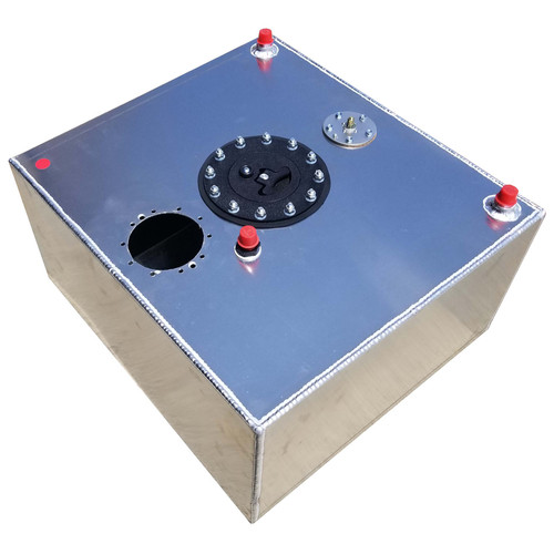 Rci 2120ZS Fuel Cell Alum 12 Gal Pump Ready Aeromotive