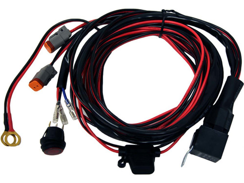 Rigid Industries 40196 Wiring Harness For Pair D2 Series Lights