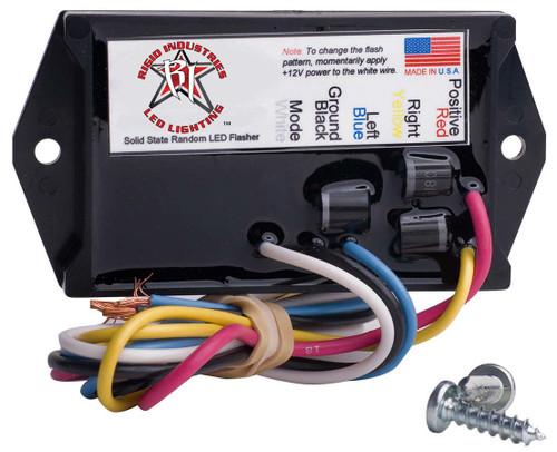 Rigid Industries 40312 3 Amp Flasher - 2 Output - 12 Volt