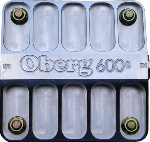 Oberg Filters 6115 Billet Filter - 6in 115-Micron