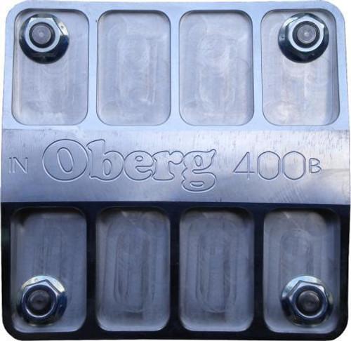 Oberg Filters 4060 Billet Filter - 4in 60-Micron