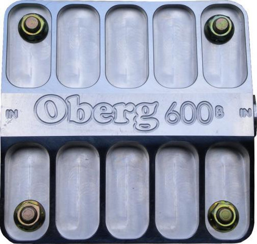 Oberg Filters 6028 Billet Filter - 6in 28-Micron