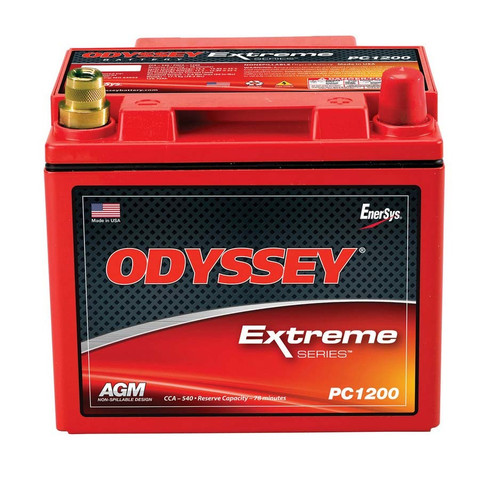 Odyssey Battery PC1200MJT Battery 540CCA/725CA SAE Standard Terminal
