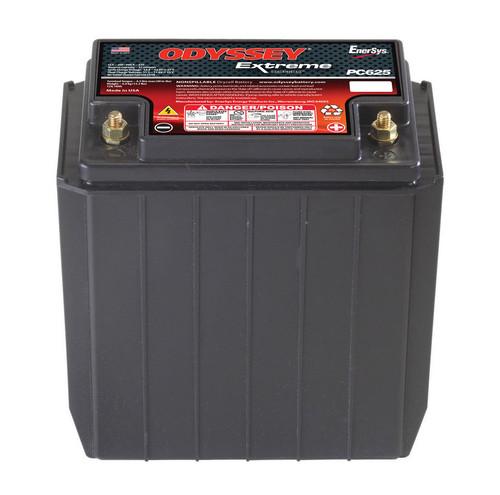 Odyssey Battery PC625 Battery 220CCA/340CA M6 Stud Terminal