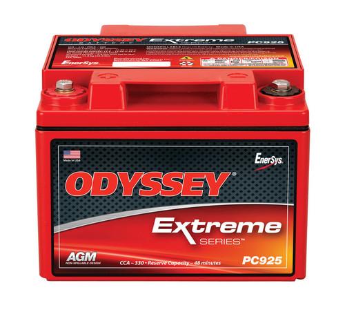 Odyssey Battery PC925LMJ Battery 330CCA/480CA M6 Female Terminal