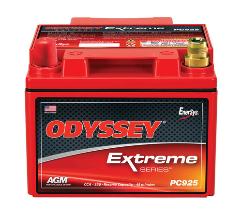 Odyssey Battery PC925LMJT Battery 330CCA/480CA SAE Terminals 01-03 Prius