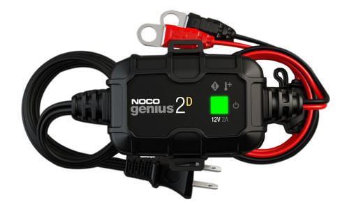 Noco GENIUS2D Battery Charger 2 Amp