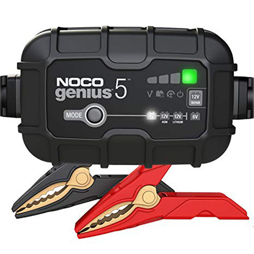 Noco GENIUS5 Battery Charger 5 Amp