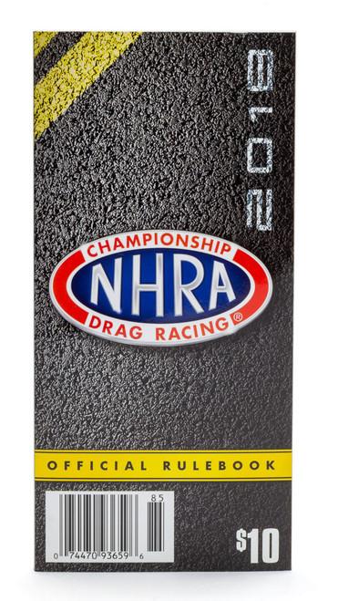 Nhra Rule Books 2018 2018 NHRA Rule Book