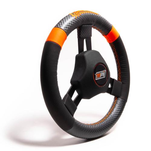 Mpi Usa MPI-KQR-11 QTR Midget Wheel 11in Round Alum
