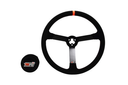 Mpi Usa MPI-LM-15 15in 3-Bolt Std Steel Wheel Suede Grip