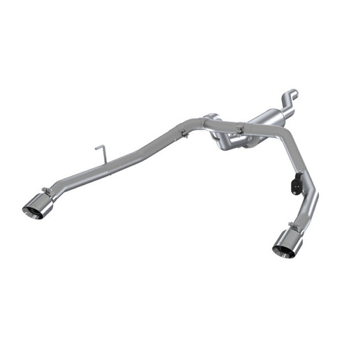 Mbrp, Inc S5538AL 20-  Jeep Gladiator 3.6L 2.5in Cat Back Exhaust