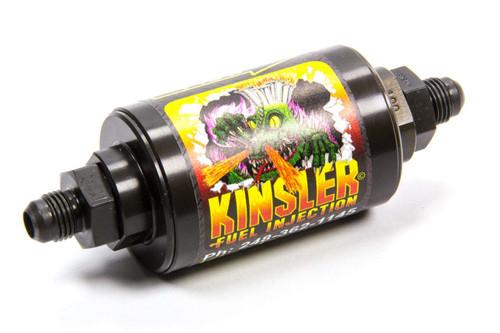Kinsler 4156 KFI Fuel Filter Ano-Brl -6AN Fittings