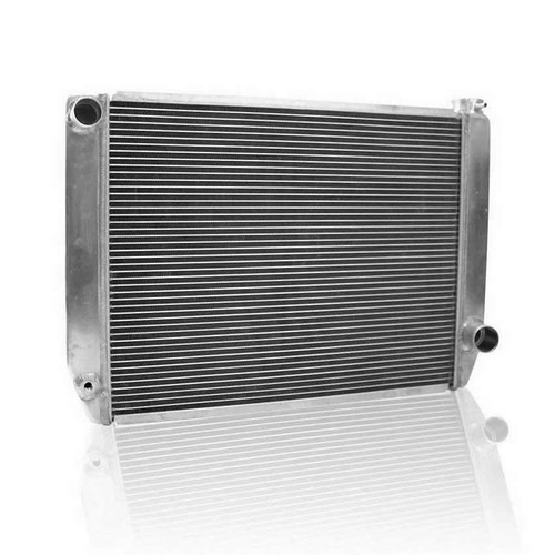 Griffin 125242X 19in. x 27.5in. x 3in. Radiator GM Aluminum