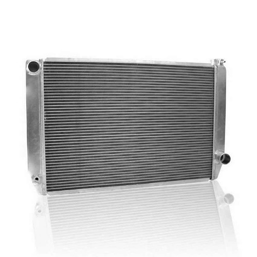 Griffin 125272X 19in. x 31in. x 3in. Radiator GM Aluminum