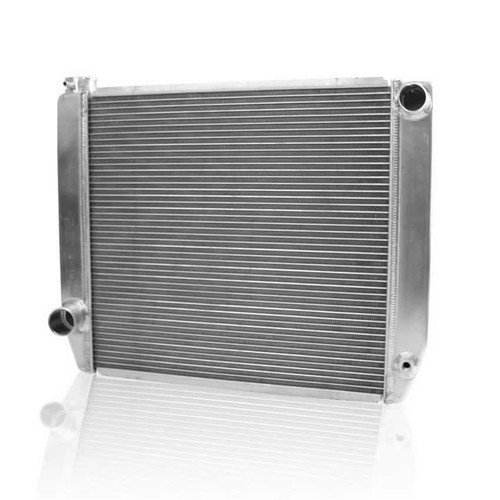 Griffin 126202X 19in. x 24in. x 3in. Radiator Ford Aluminum