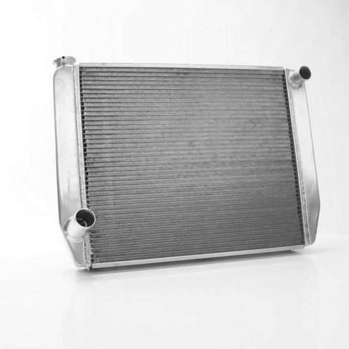 Griffin 126222X 19in. x 26in. x 3in. Radiator Ford Aluminum