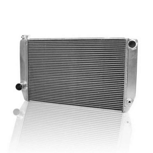 Griffin 126241X 15.5in x 27.5in x 3in Radiator Ford Aluminum