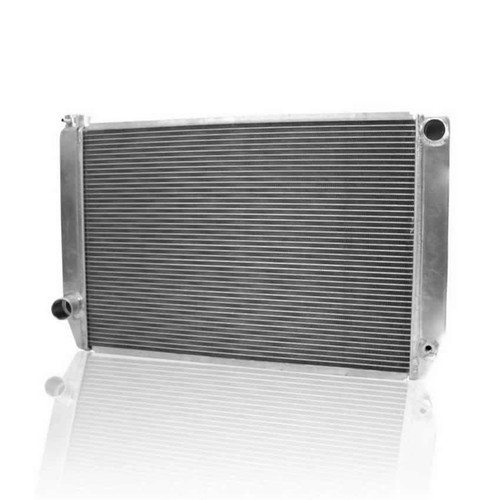 Griffin 126272X 19in. x 31in. x 3in. Radiator Ford Aluminum