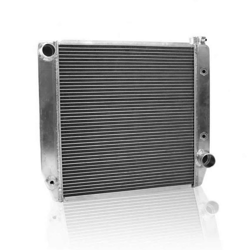 Griffin 125182X 19in. x 22in. x 3in. Radiator GM Aluminum