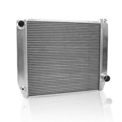 Griffin 125202X 19in. x 24in. x 3in. Radiator GM Aluminum