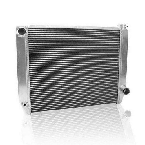Griffin 125222X 19in. x 26in. x 3in. Radiator GM Aluminum