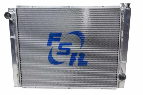Fsr Racing 2619T2 Radiator Chevy Triple Pass 26 x 19